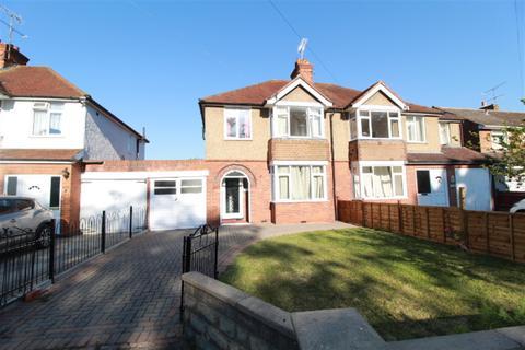 3 bedroom semi-detached house for sale - Loddon Bridge Road, Woodley, Reading, RG5 4BE