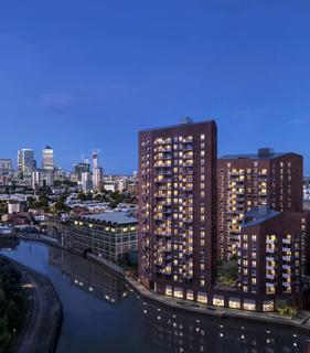 2 bedroom flat for sale - Three Waters, Bow Creek, London, E3