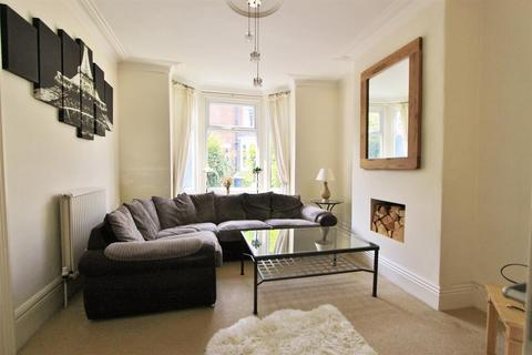 4 bedroom terraced house to rent - Violet Bank Road, Sheffield, S7 1RZ