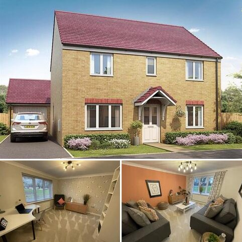 4 bedroom detached house for sale - Plot 36, The Chedworth at Milton Meadow, Bridgend Road, Bryncae, Llanharan CF72