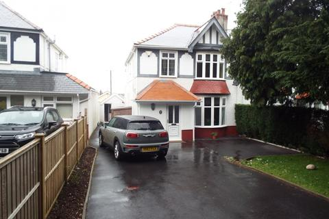 3 bedroom semi-detached house for sale - 16 Caswell Bay Road, Bishopston, Swansea, SA3 3DD