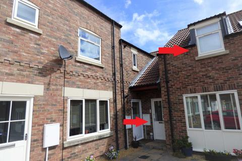 2 bedroom flat for sale - The Courtyard, Broctune Gardens, Brotton