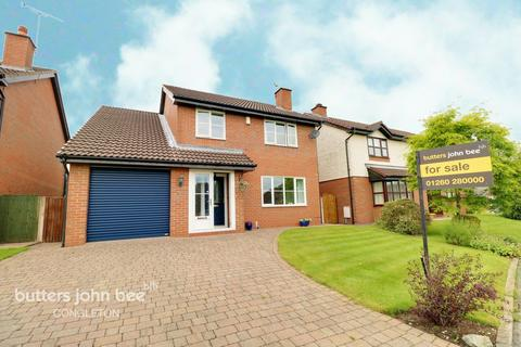 4 bedroom detached house for sale - Bosley View, Congleton