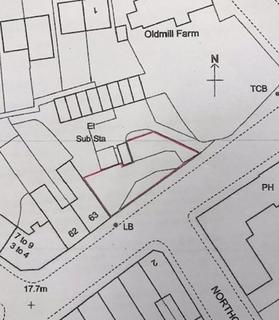 Plot for sale - Land at, Vere Street, Barry, South Glamorgan, CF63 2HX