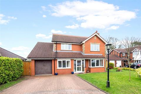 4 bedroom detached house to rent - Holgrave Close, High Legh, Knutsford, Cheshire, WA16