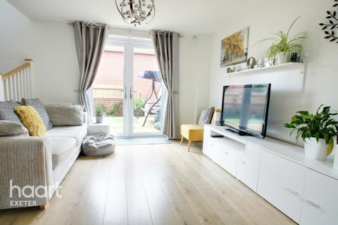 3 bedroom end of terrace house for sale - Tithebarn Way, Exeter