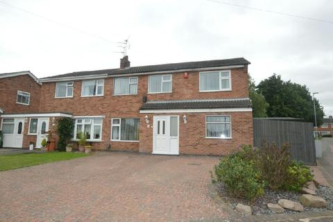 5 bedroom semi-detached house for sale - The Woodlands , Countesthorpe, Leicester