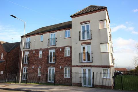 2 bedroom flat to rent - 2J Raynald Road, Parklands, Sheffield S2