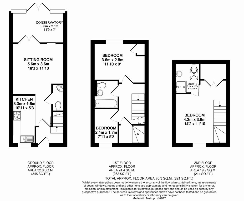 Floorplan: 5 Churn Meadow Stratton print