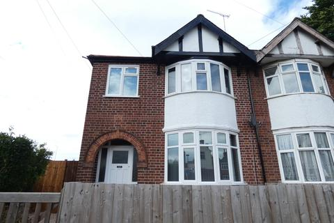3 bedroom semi-detached house to rent - Glenfield Road, Western Park, Leicester