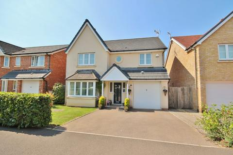 4 bedroom detached house for sale - Meadowfield Way, Morganstown, Cardiff