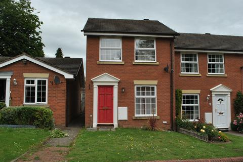 2 bedroom end of terrace house to rent - Elm Close, Whitchurch, Shropshire