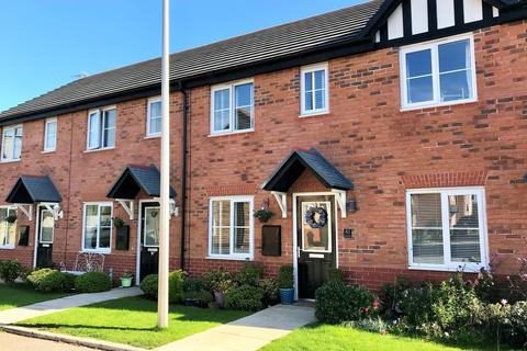 2 bedroom terraced house for sale - Clarence Drive, Cuddington