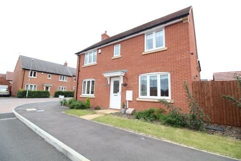 4 bedroom detached house for sale - Peelers Place, Loughborough