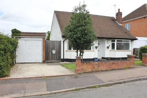 2 bedroom detached bungalow for sale - Hayes Road, Wigston, Leicester