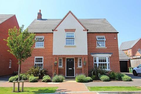 4 bedroom detached house for sale - Abbott Way, Whetstone