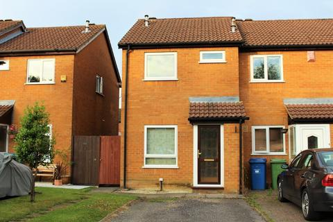 2 bedroom end of terrace house to rent - Frensham, Bracknell