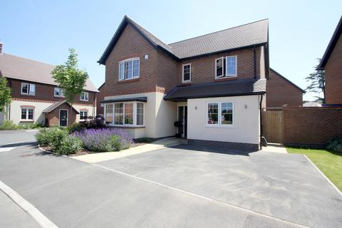 4 bedroom detached house for sale - Meer Stones Road, Balsall Common, Coventry
