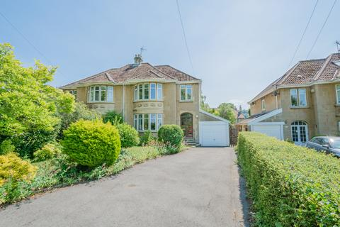 3 bedroom semi-detached house to rent - Wells Road, Bath