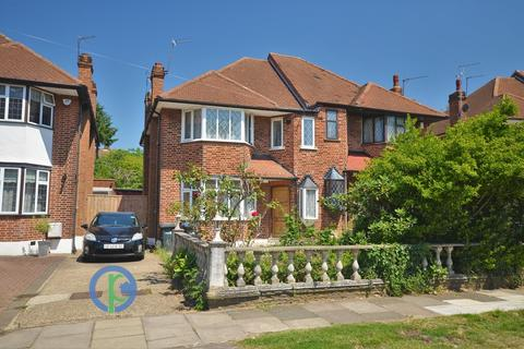 3 bedroom semi-detached house for sale - Abbotshall Avenue, Southgate, N14