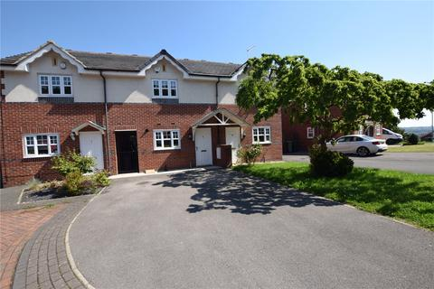2 bedroom townhouse for sale - Coverdale Close, Leeds, West Yorkshire