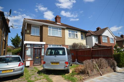 3 bedroom semi-detached house for sale - Uppingham Avenue, Stanmore