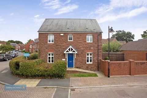 3 bedroom semi-detached house for sale - Burge Crescent, Taunton