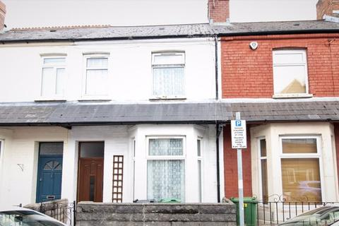 3 bedroom terraced house for sale - Beda Road Canton Cardiff CF5 1LW