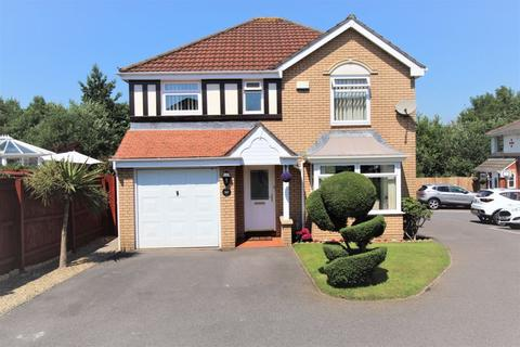 4 bedroom detached house for sale - Marguerites Way Westfield Park Cardiff CF5 4QW