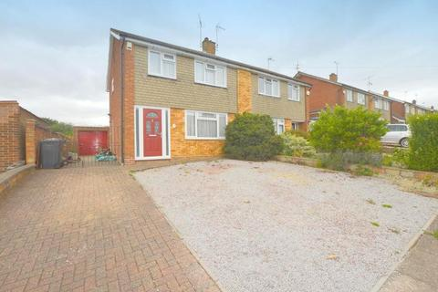 3 bedroom semi-detached house for sale - Ereswell Road, Limbury Mead, Luton, Bedfordshire, LU3 2UH