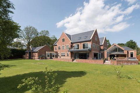 6 bedroom detached house for sale - Tranwell Woods, Morpeth, Northumberland