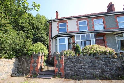 2 bedroom semi-detached house for sale - Rock Villa Road, Penmaenmawr