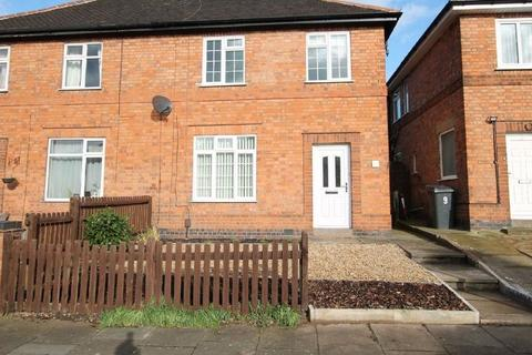 3 bedroom semi-detached house to rent - Keble Road, Leicester