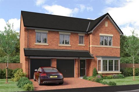 5 bedroom detached house for sale - Plot 90, The Buttermere at Brookland Park, Off Low Lane TS5