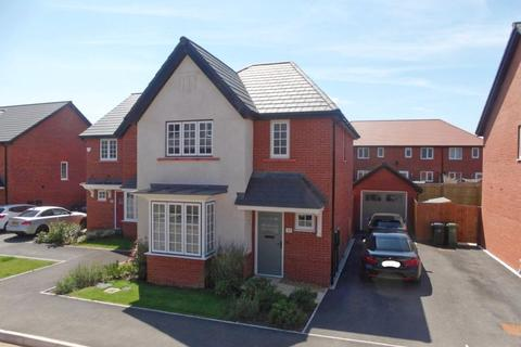 3 bedroom detached house for sale - Higher Croft Drive, Leighton, Cheshire