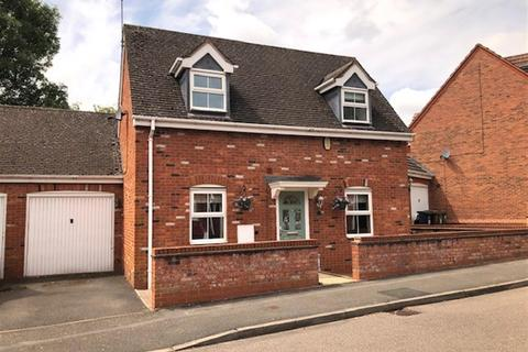 2 bedroom link detached house to rent - Grovefield Crescent, Balsall Common, Coventry, CV7 7RE
