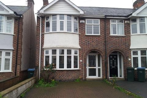 3 bedroom end of terrace house to rent - 3 Bedroomed unfurnished terraced Prince Of Wales Road, Coventry