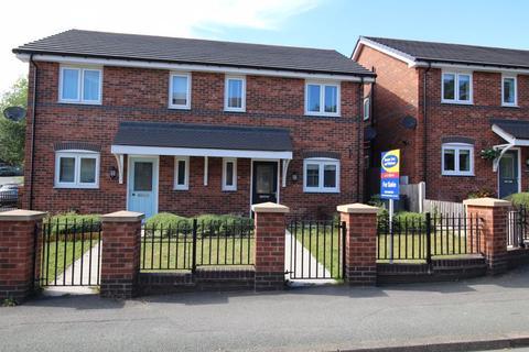 2 bedroom semi-detached house for sale - Pont Y Cae, Acrefair