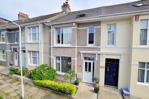 4 bedroom terraced house for sale - Far Reaching outlook to the rear - Glendower Road, Plymouth