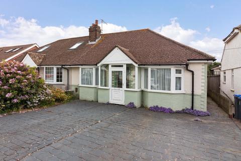 3 bedroom semi-detached bungalow for sale - Pratton Avenue, Lancing