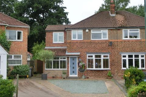 4 bedroom semi-detached house for sale - Chamberlain Crescent, Shirley, Solihull