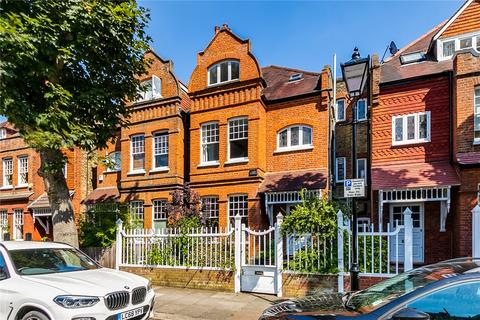 5 bedroom terraced house for sale - Fairfax Road, Bedford Park, Chiswick, London, W4