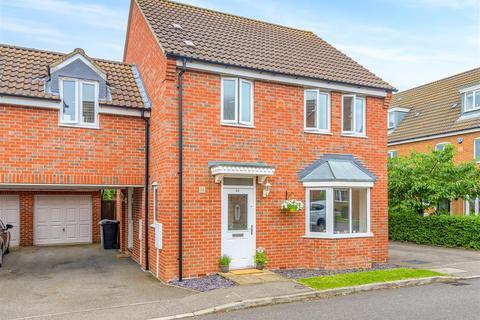 4 bedroom link detached house for sale - Thorneydene Gardens, Grantham