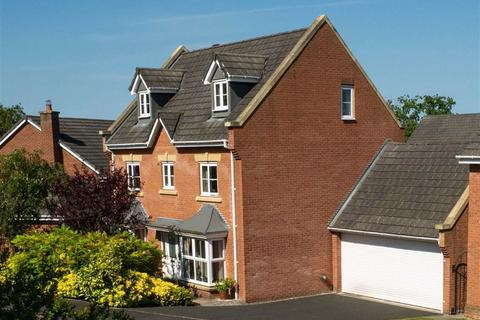 5 bedroom detached house for sale - Bentley Drive, Oswestry, SY11