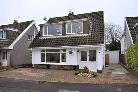 3 bedroom detached house for sale - Beaufort Drive, Kittle, Swansea