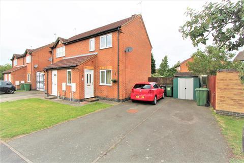 2 bedroom semi-detached house for sale - Ervins Lock Road, South Wigston, Leicester LE18