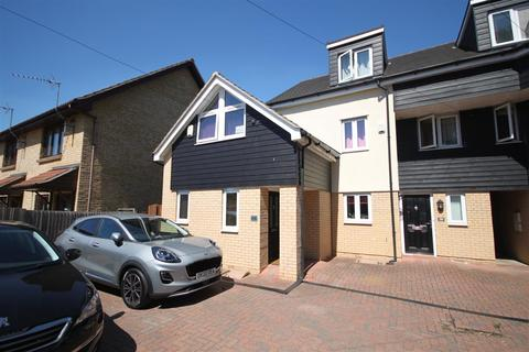3 bedroom end of terrace house for sale - Green End Road, Cambridge