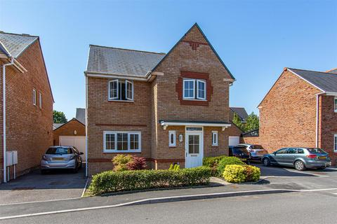 4 bedroom detached house for sale - Scholars Drive, Penylan, Cardiff