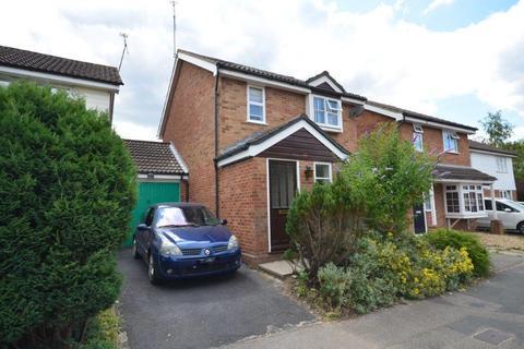 3 bedroom link detached house to rent - Sandringham Way, Frimley, Camberley