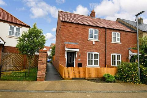 2 bedroom end of terrace house for sale - Northgate, Kingswood, Hull, HU7